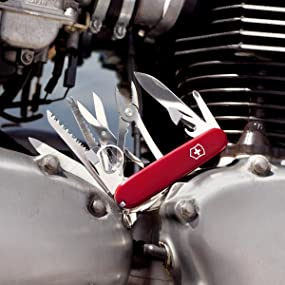 SwissChamp, Swiss Army Knife, Victorinox Swiss Army, SAK, Multi-tool, Swiss Army, Victorinox