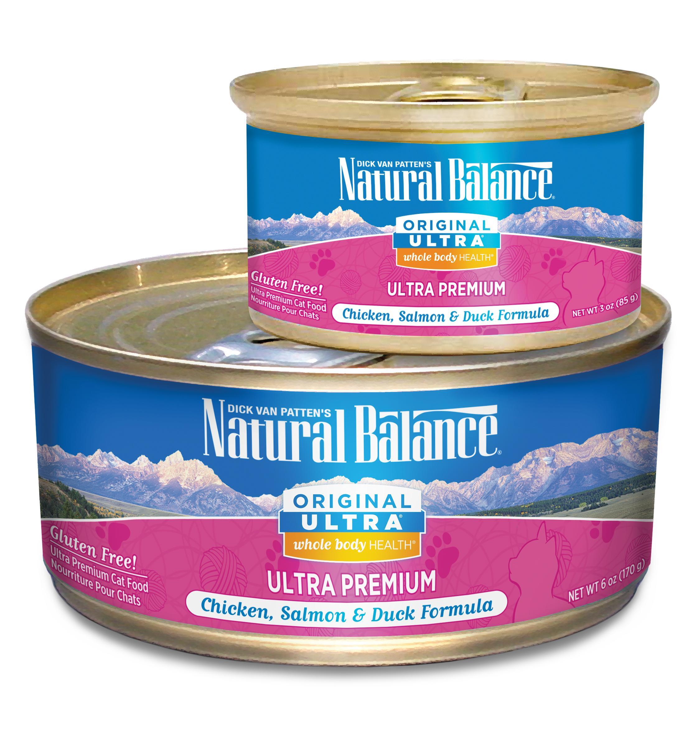 Amazon Natural Balance Cat Food