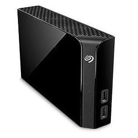 Seagate Backup Plus Hub External Desktop Hard Drive Storage