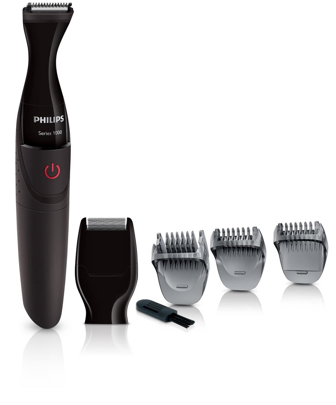 philips nose and ear trimmer series 1000 mg1100 16 beauty. Black Bedroom Furniture Sets. Home Design Ideas