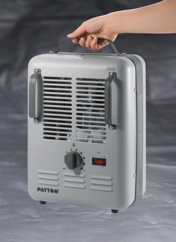 Patton Puh680 U Milk House 1000 1500 Watt Utility Heater