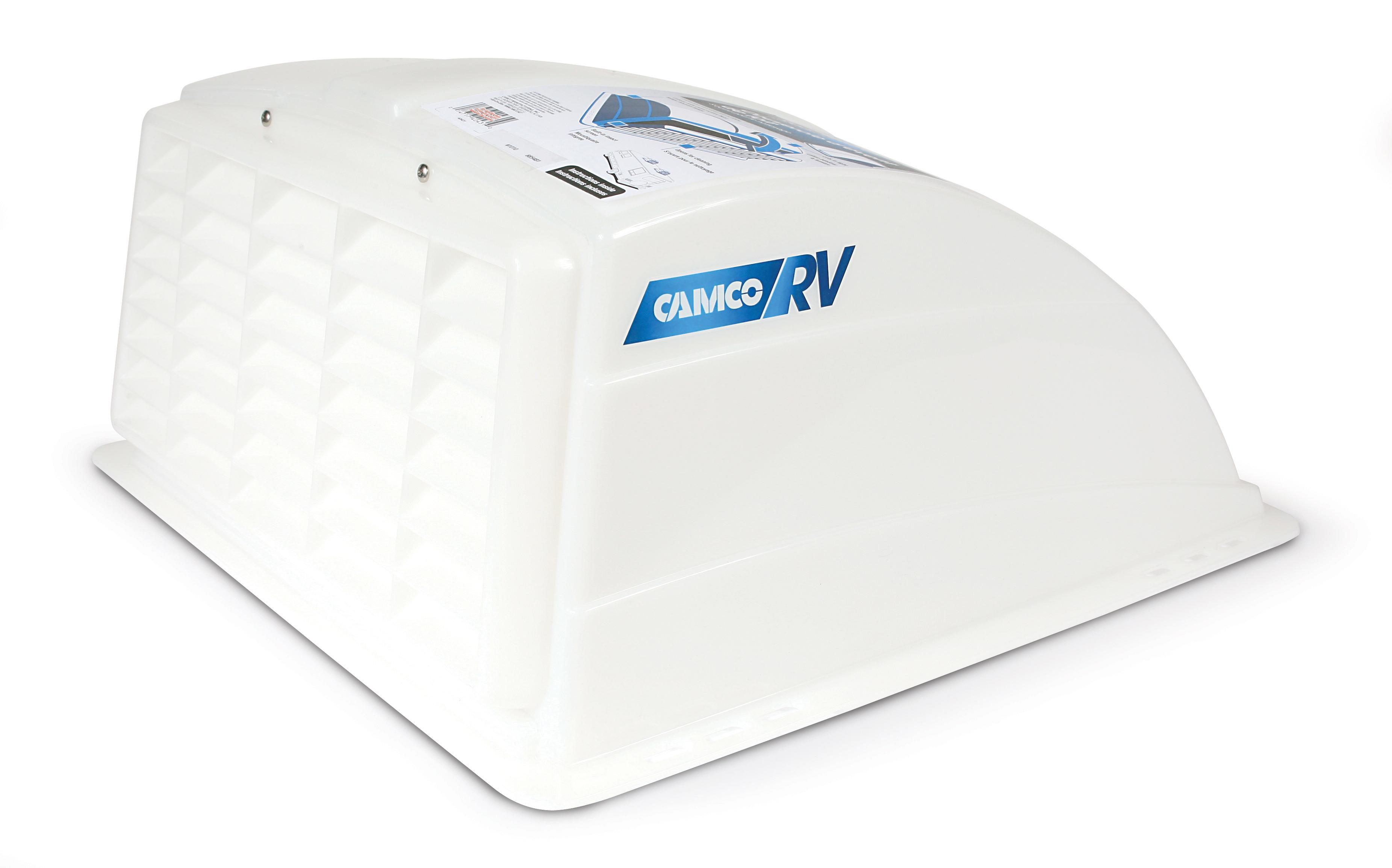 Camco 40431 Rv Roof Vent Cover White Fans Amazon Canada