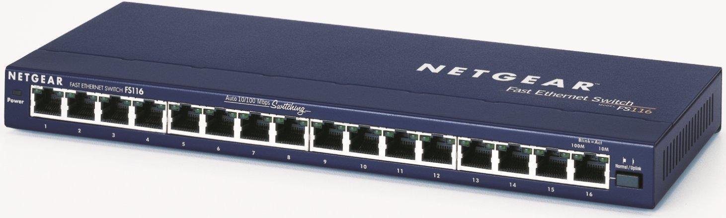 how to connect ethernet switch
