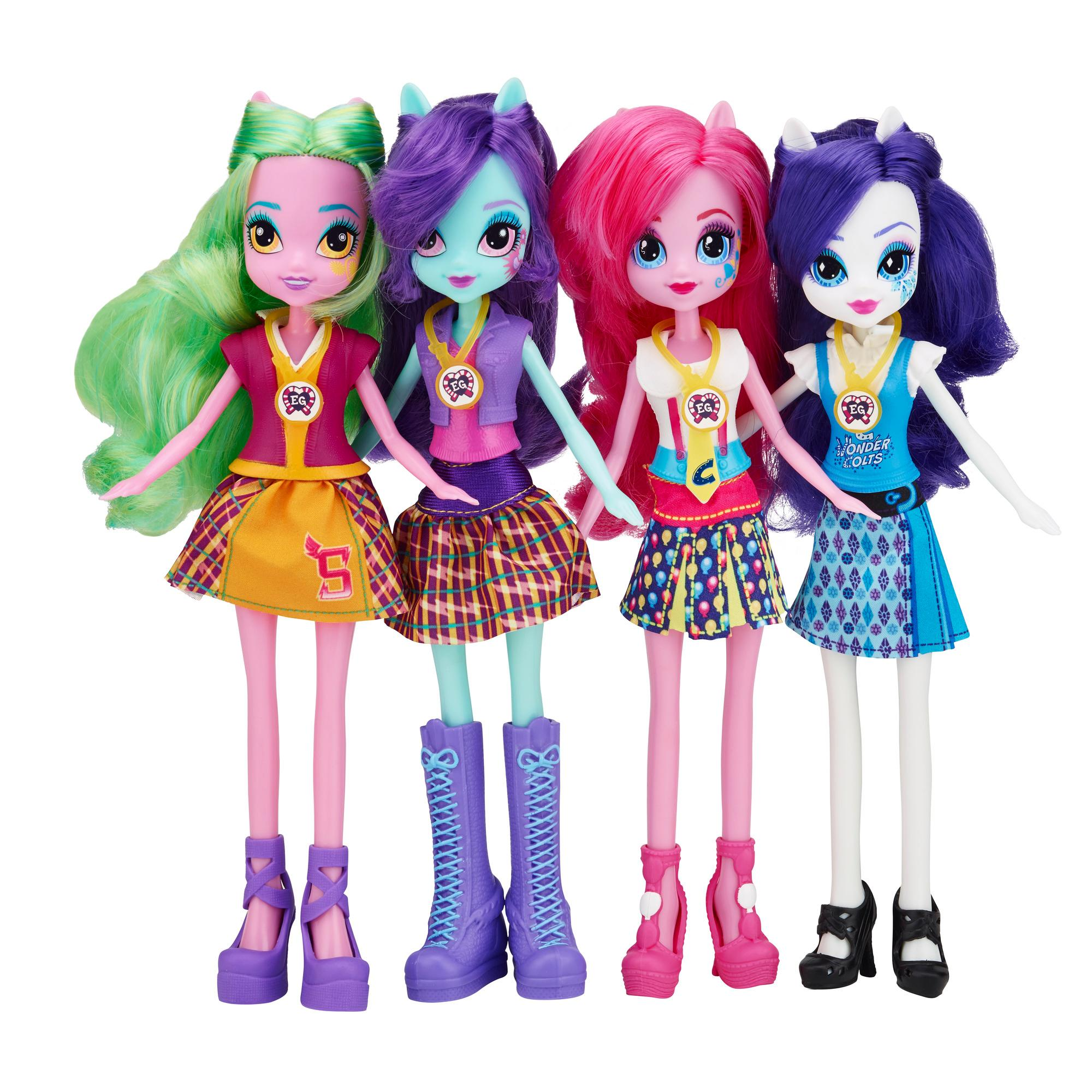 My Little Pony Equestria Girls Sour Sweets Dolls Amazon Canada
