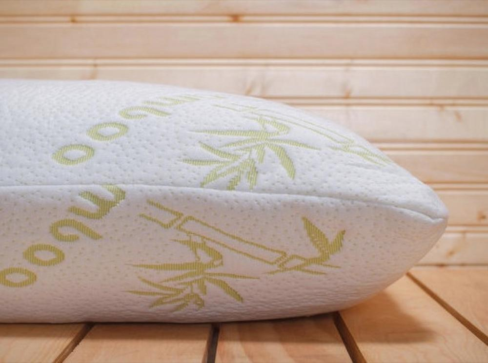 Bamboo Pillow With Adaptive Memory Foam For 5 Star Hotel