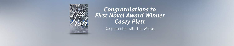 Casey Plett wins the Amazon Canada First Novel Award