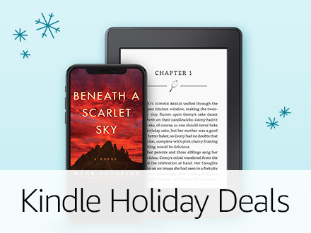 Save on All Things Kindle