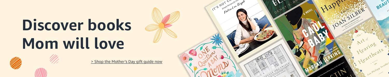 Discover books Mom will love