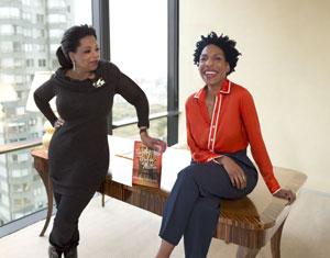Oprah and Ayana Mathis