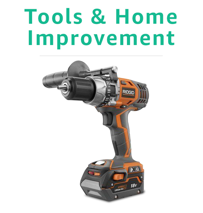 Tools & Home Improvement