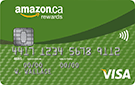 Amazon.ca Rewards Visa Card