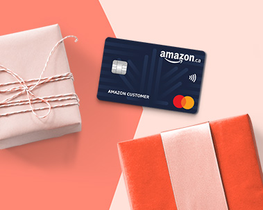 Get a $15 Amazon.ca Gift Card, plus 5% back for the first 6 months after approval for the Amazon.ca Rewards Mastercard