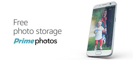 Free photo storage with Prime. Prime Photos. Learn more