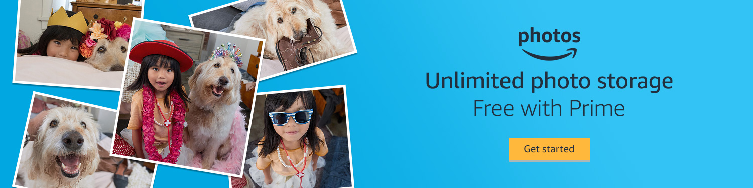 Prime Photos: Unlimited photo storage, free with Prime