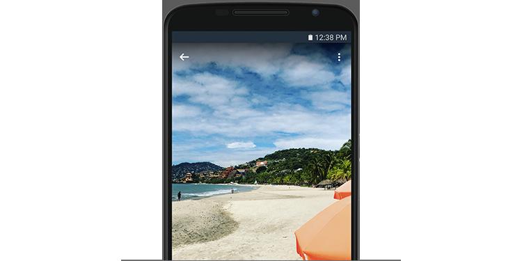 Prime Photos app