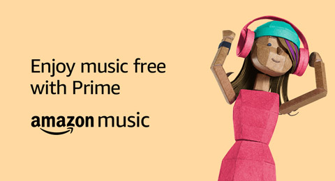 Celebrate Prime Day with FREE music