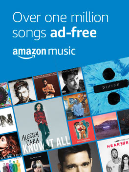 Over one million songs ad-free