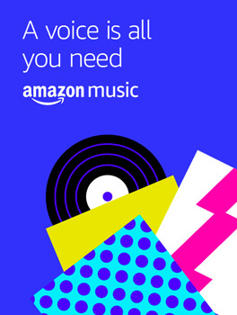 Amazon Music Unlimited Listen Free for 90 Days