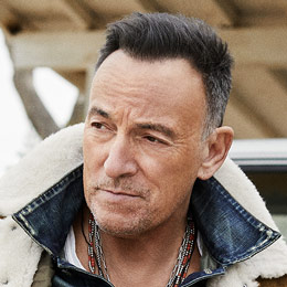 New Bruce Springsteen album