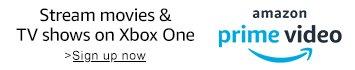 Stream Prime Video on Xbox One