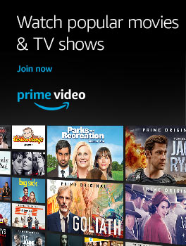 Stream popular movies and TV shows. Prime Video.