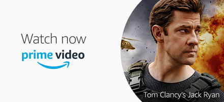 Tom Clancy's Jack Ryan. Watch now. Prime Video.