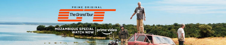 Prime Original: The Grand Tour. Watch now on PrimeVideo.com.