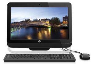 HP Omni 120-1135 PC
