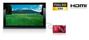 Canon ELPH 300 HS 1080p Video