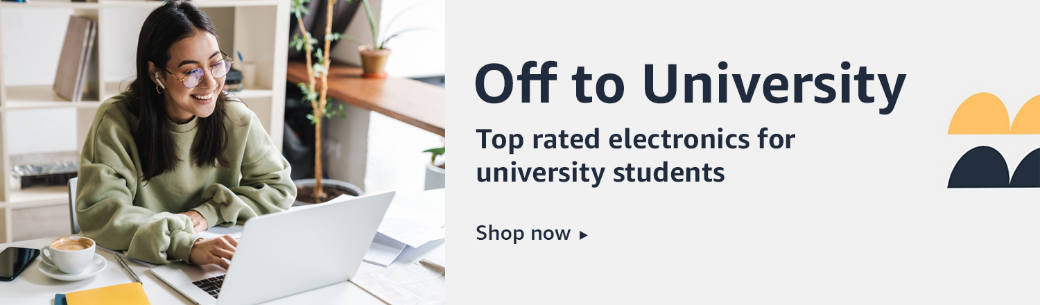 Off to University Electronics Gift Guide