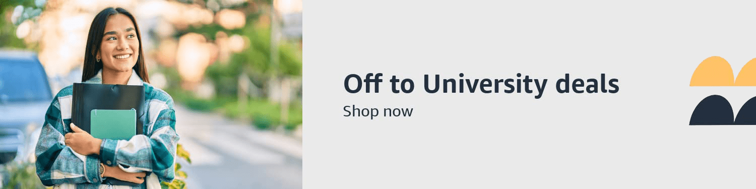 Must-have tech for university students. Shop now