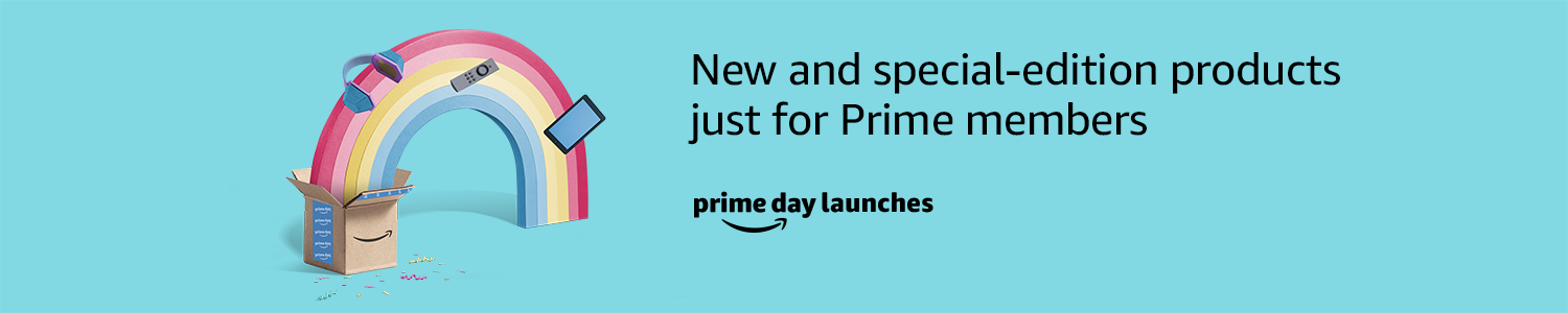 Prime Day Launches: New and special-edition products just for Prime members