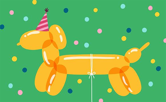 Amazonca eGift Card Happy Birthday Balloons – Gift Card Happy Birthday