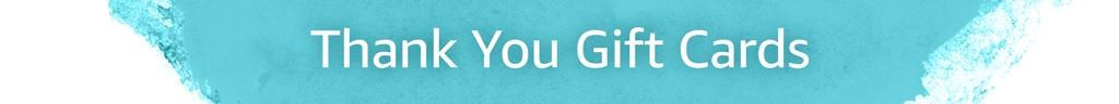 Thank You Gift Cards Header