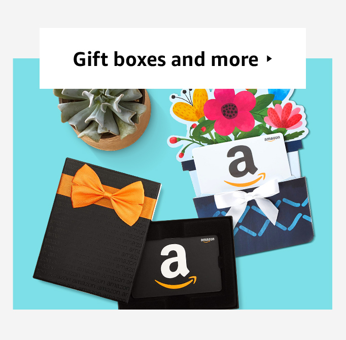 Gift boxes and more