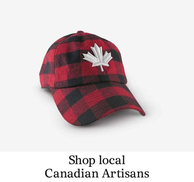 Shop local Canadian Artisans