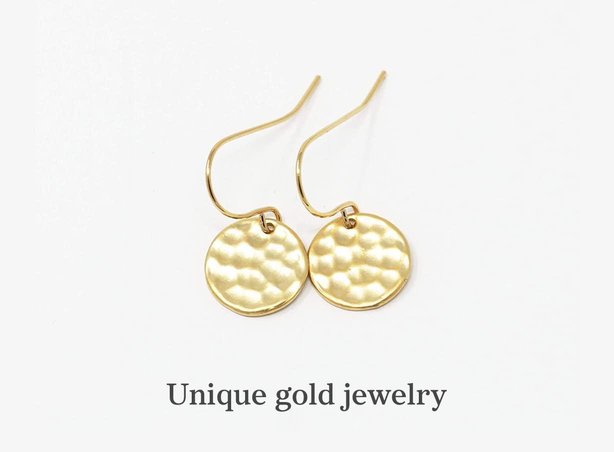 Unique gold jewelry