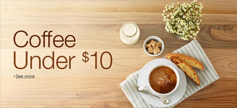 Coffee Under $10