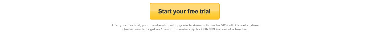 Amazon Prime for Students - Start Your Free Trial
