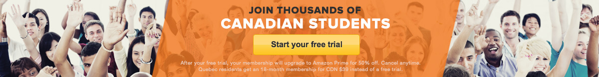 Join Thousands of Canadian Students