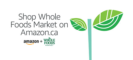Shop Whole Foods Market on Amazon.ca