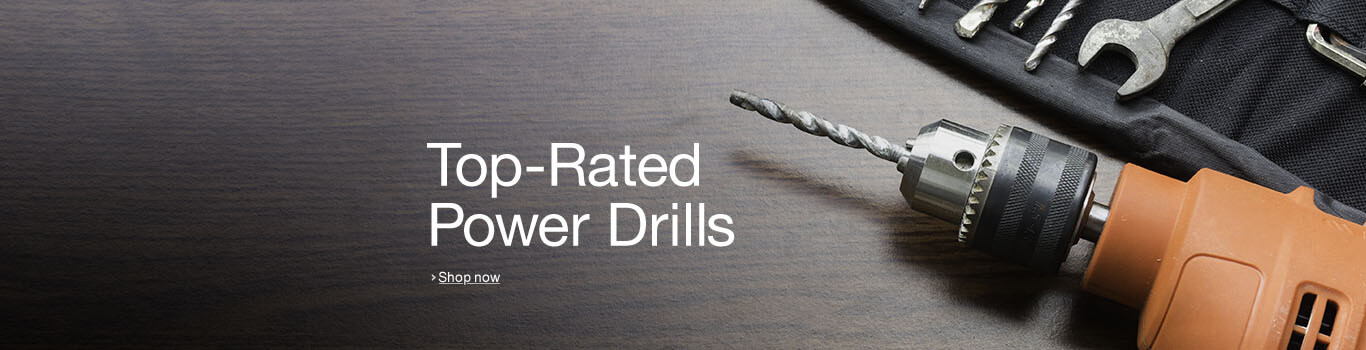 Top Rated Power Drills