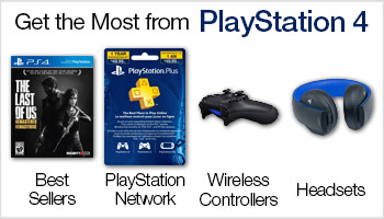 PS4 Must-Haves
