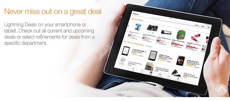 Amazon App: Deals