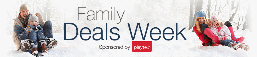 Family Deals Week