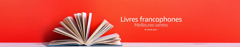 amazon livres français