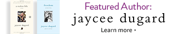 Featured Author: Jaycee Dugard