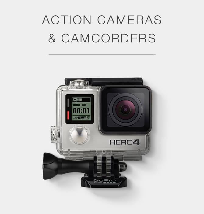 Action Cameras & Camcorders