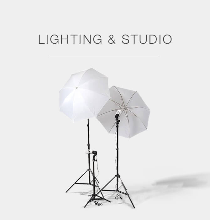 Lighting and Studio