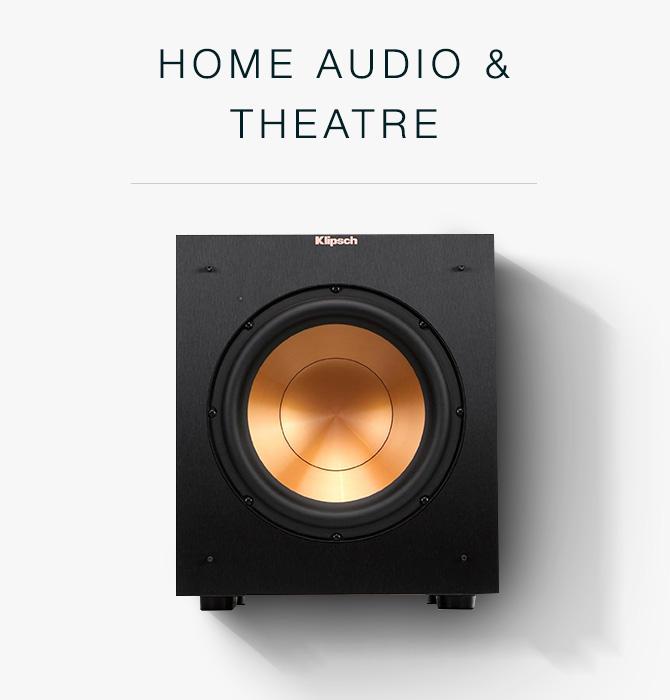 Home Audio & Entertainment
